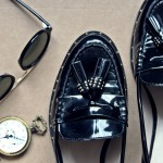 New In: Greek Jewelry vs. Tassel Loafer